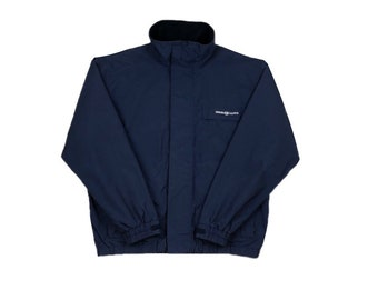 Henri Lloyd Classic Jacket Polartec Fleece Lining Great Logo Massive Quality