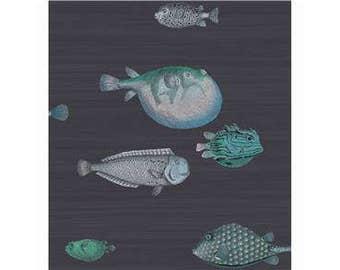 Wallpaper-Cole & Son ACQUARIO by the Roll