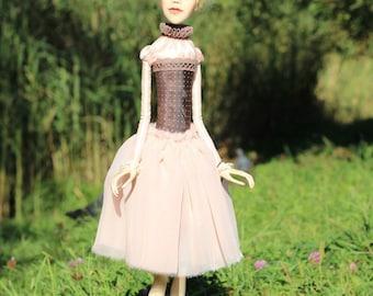 OOAK Art Doll EVITA
