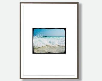 Waves Wall Art, Waves Print, Minimalist Waves Print, Printable Waves, Waves Artwork, Waves Poster, Waves Download, Waves Photos, Waves