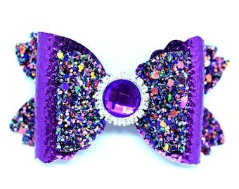 Tania Bows Fairy Purple