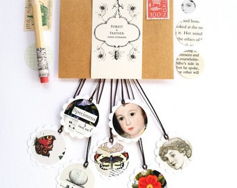 Eleni's Garden - Gift tag set of 15
