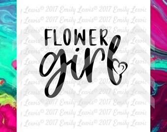flower girl svg - flower girl clipart - petal patrol svg - wedding svgs - wedding clipart - wedding cut files - wedding designs - cricut