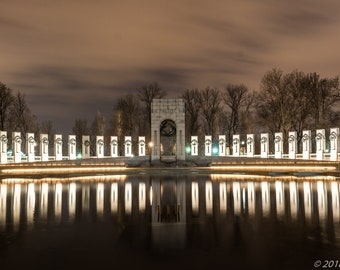 Memorial To The War In The Pacific, Washington D.C.