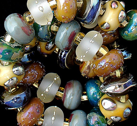 Glass Beads Lampwork Beads For Jewelry Supplies Jewelry Sets Beads For Bracelets Statement Necklace Beads For Bracelet Debbie Sanders