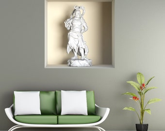 Wall decals 3D illusion A464 - Stickers 3D illusion A464