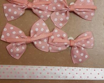 Twine ribbon bow