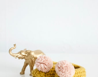Baby Booties | Pompom | Baby Accessory