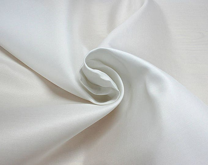 865004-Gazar Natural silk 100%, width 140 cm, made in Italy, dry cleaning, weight 126 gr