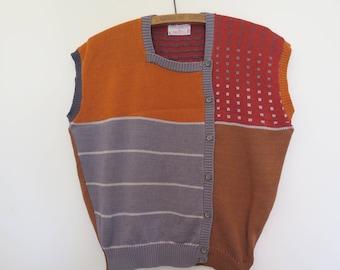 CHAUMETTE PEAR PARIS-Jacket-Vintage-tank-Multicolor-Woman 100% cotton and jacket