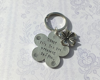 Mums like you ... personalised keyring, gift for mum, gift for grandma, personalised gift for mum, mums like you are precious and few