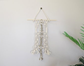 Macrame Wall Hanging Small 2-Tone