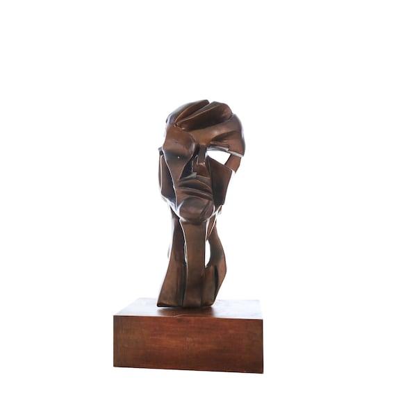 Abstract Artist Sculpture #1