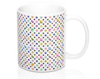 Candy Crush Mug 11Oz