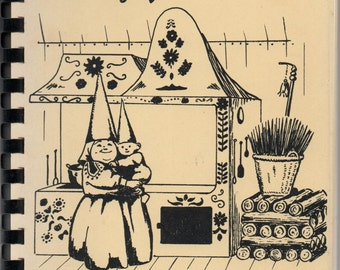 Spiral Bound Cookbook, The Bangor (Maine) Jaycee Women Cookbook, 1979, good shape