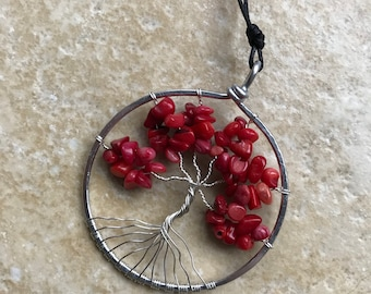 Tree of Life Red Bewitched