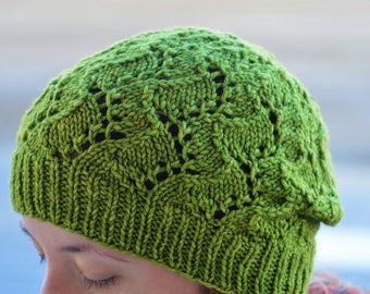 Olympic National Park Beanie Knitting Pattern