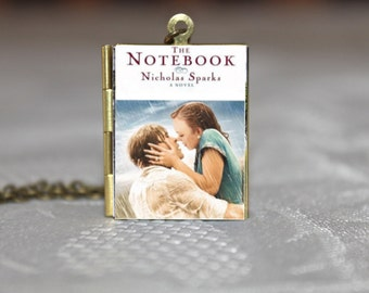 The Notebook Book Locket