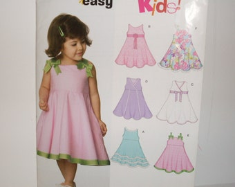 Bows and Ribbon Easter dress.