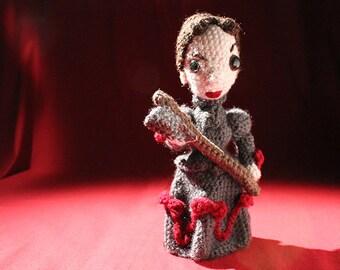 Lizzie Borden Stuffie