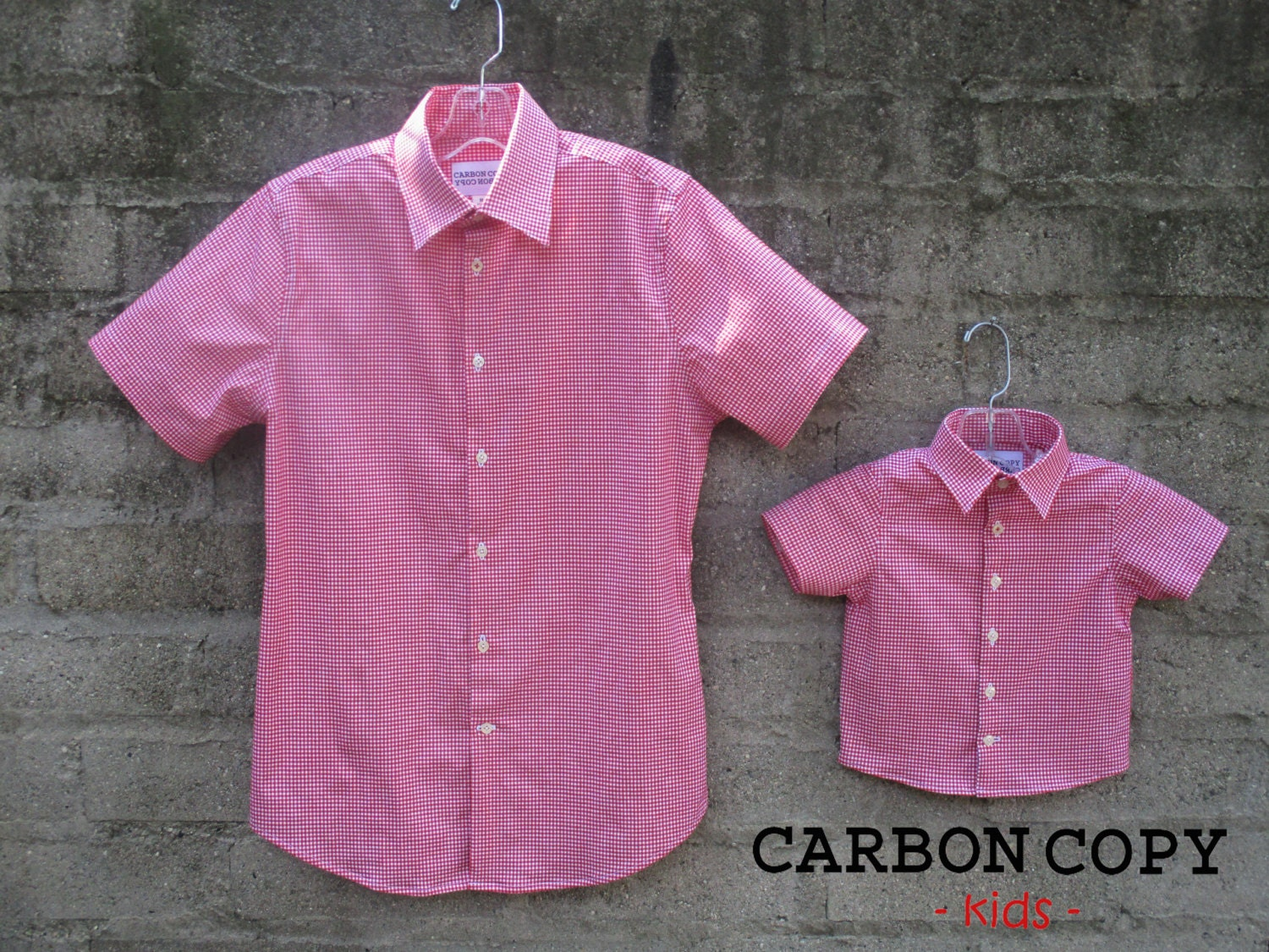 e14f31c0 Father And Son Button Up Shirts