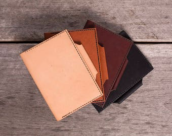 Leather Old School Wallet