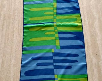 Abstract Vera scarve, Scarf