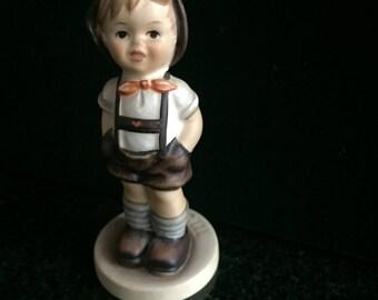 "HUMMEL GOEBEL Figurine ""For Keeps"" 630 Club 1992"
