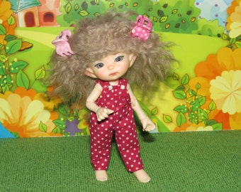 Jumpsuit  for Realpuki and dolls of similar size