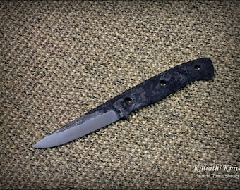 Handmade knife blade - model 6
