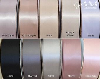 Ribbon Samples for Belts or Sashes-  Free Samples