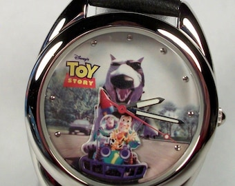 Disney Limited Edition Toy Story Watch! Retired! HTF! New!