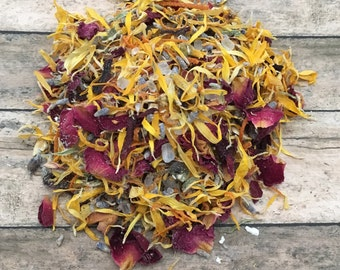 Floral Herbal Bath Tea