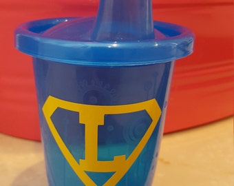 Custom Personalized Sippy Cup
