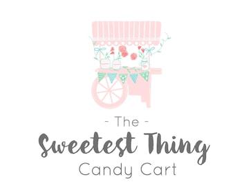 Pink sweets logo etsy pink candy cart logo candy logo cake logo bakery logo cupcake logo candy logo sweets logo sweet cart logo dessert logo sweet logo colourmoves