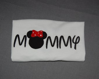 Mom Mouse shirt