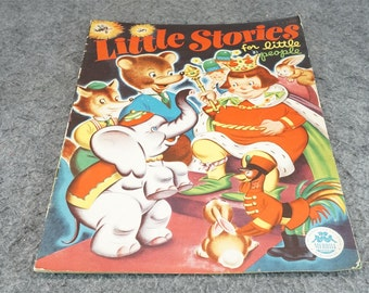 Little Stories For Little People c. 1946