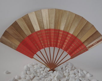 """Called to as """"Oogi"""" This is used in Japanese dance performances etc. These are used as the Interior in Japan too."""