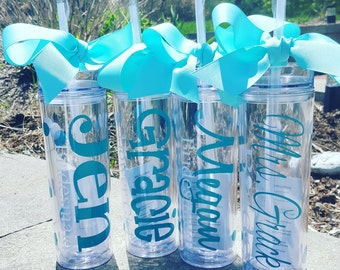 Wedding Tumblers, Mother of the Bride,  Bride, Bridesmaisd gifts, Bridal Party Gifts, Wedding Cups, Personalized Wedding Cups,