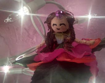 Handcrafted Flower Fairy