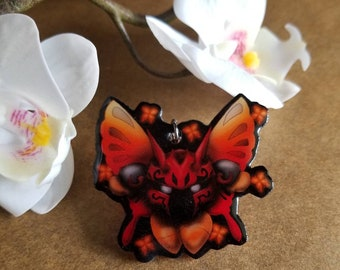 Morpho Knight Key Chain