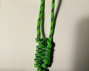 Sailor knot keychain