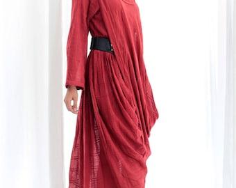 Elegant Maxi dress (fit M-L) Boho ,funky ,simple, classic dress