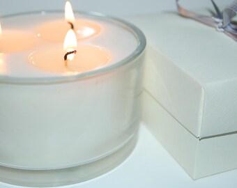 Jasmine & Frankincense 3 Wick Candle
