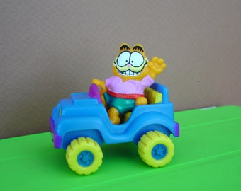 Vintage McDonald's Happy Meal Toy - Garfield
