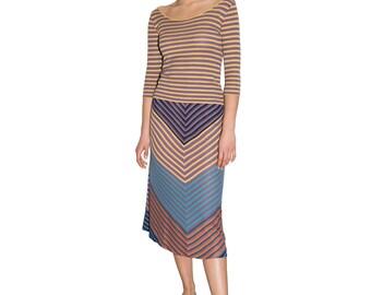 Knitted skirt Teletti