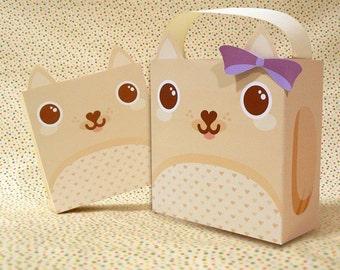 Cute Dog Gift box
