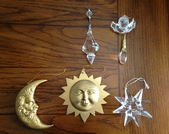 Sun, Moon and Crystals