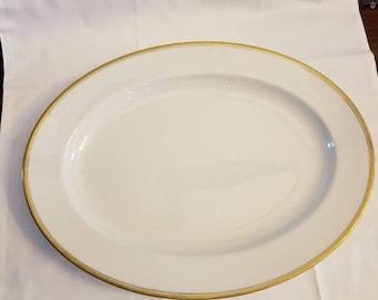 Noritake china 7222 serving platter