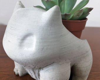 Concert Bulbasaur planter
